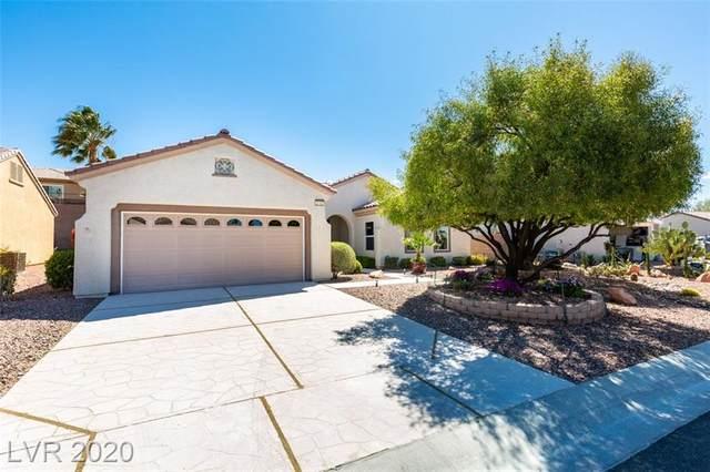 2102 Oliver Springs Street, Henderson, NV 89052 (MLS #2186763) :: Signature Real Estate Group