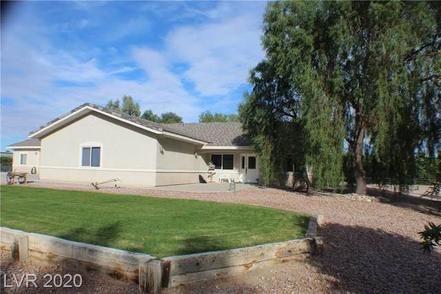 1630 Zubia Street, Overton, NV 89040 (MLS #2186778) :: The Lindstrom Group