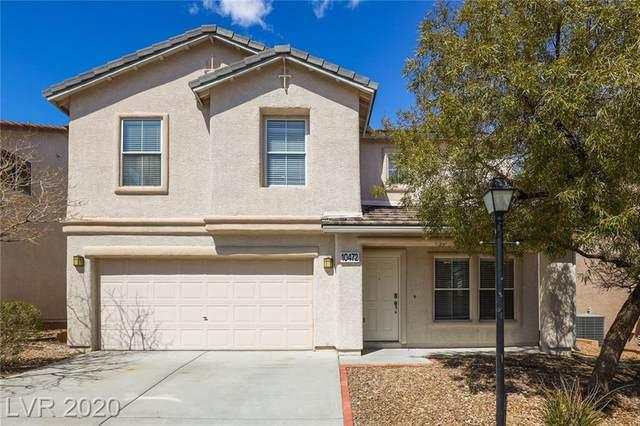 10472 Canyon Cliff, Las Vegas, NV 89129 (MLS #2186792) :: Trish Nash Team