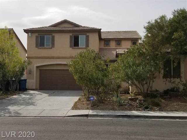 6219 Darby Creek Court, North Las Vegas, NV 89081 (MLS #2186795) :: Kypreos Team