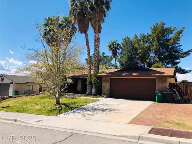 Boulder City, NV 89005 :: Brantley Christianson Real Estate