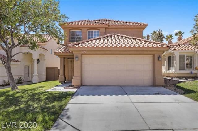 8325 Classic Villa, Las Vegas, NV 89128 (MLS #2186805) :: Kypreos Team