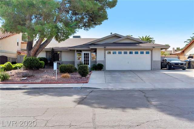 2254 Marlboro, Henderson, NV 89014 (MLS #2186898) :: Signature Real Estate Group