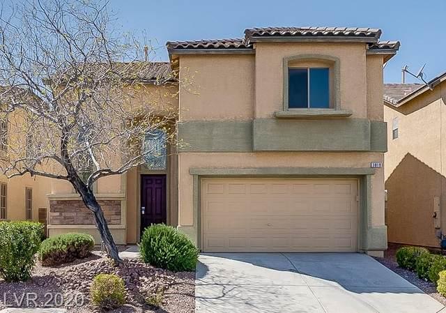 3819 Pumpkin Creek, Las Vegas, NV 89122 (MLS #2186905) :: Signature Real Estate Group
