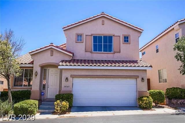 10365 Bent Willow, Las Vegas, NV 89129 (MLS #2186932) :: Trish Nash Team