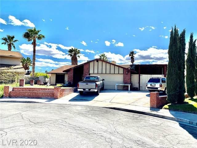 420 Newcomer Circle, Las Vegas, NV 89107 (MLS #2186949) :: Trish Nash Team