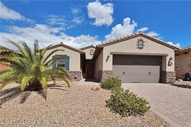 1018 Via Nandina, Henderson, NV 89011 (MLS #2186960) :: Signature Real Estate Group