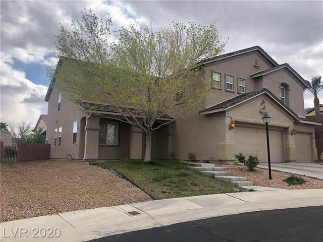 10425 Grassyrock, Las Vegas, NV 89129 (MLS #2186967) :: Trish Nash Team