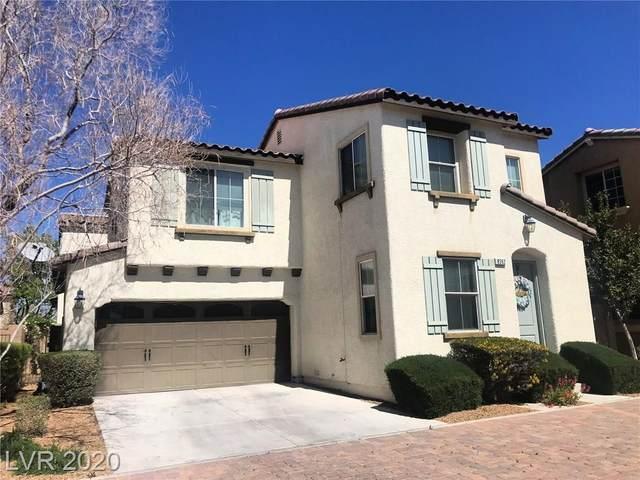 8362 Lower Trailhead Avenue, Las Vegas, NV 89113 (MLS #2186968) :: Helen Riley Group   Simply Vegas