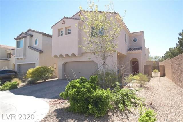 105 Duckhook Avenue, Las Vegas, NV 89148 (MLS #2187003) :: Jeffrey Sabel