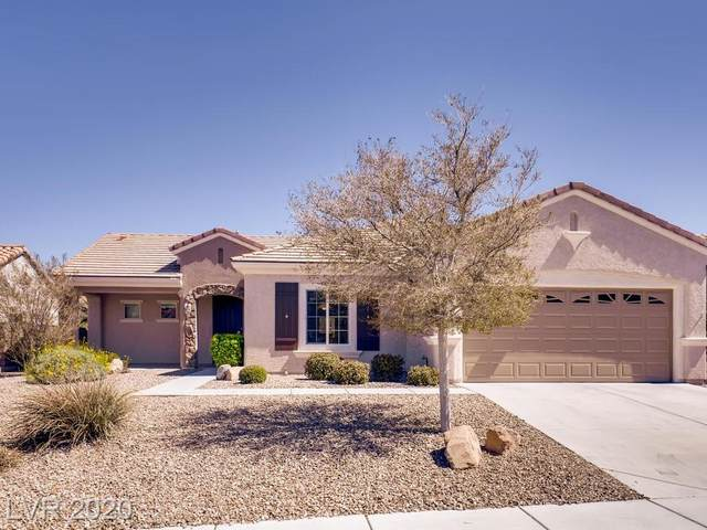 2120 Sawtooth Mountain, Henderson, NV 89044 (MLS #2187004) :: Jeffrey Sabel