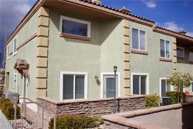 10543 Hedge View, Las Vegas, NV 89129 (MLS #2187019) :: Trish Nash Team