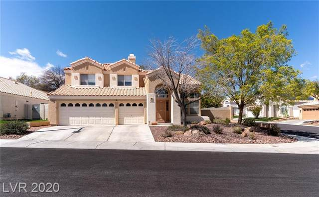 2429 Colony Hills, Las Vegas, NV 89134 (MLS #2187034) :: The Lindstrom Group
