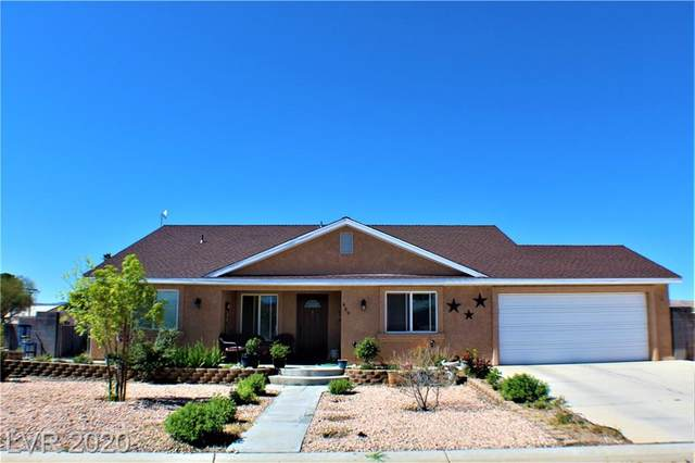 459 Tres Palomas, Overton, NV 89040 (MLS #2187041) :: Signature Real Estate Group