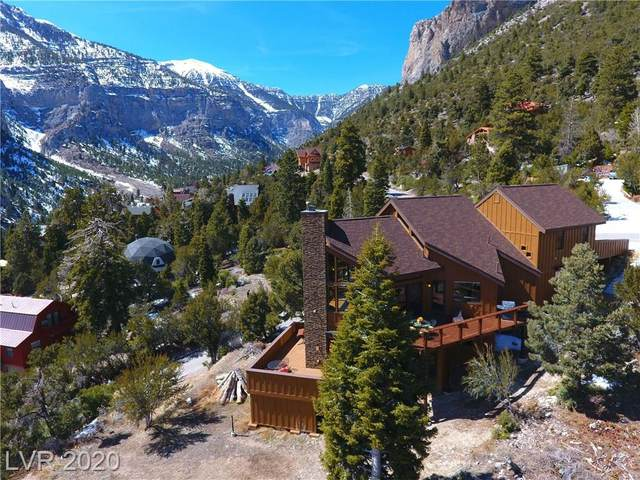 4867 Snow White, Mount Charleston, NV 89124 (MLS #2187056) :: Billy OKeefe | Berkshire Hathaway HomeServices