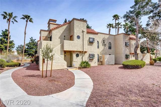 2961 Juniper Hills #202, Las Vegas, NV 89142 (MLS #2187105) :: Signature Real Estate Group