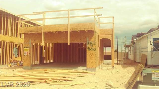 9650 Langden Brook Street, Las Vegas, NV 89178 (MLS #2187138) :: Signature Real Estate Group