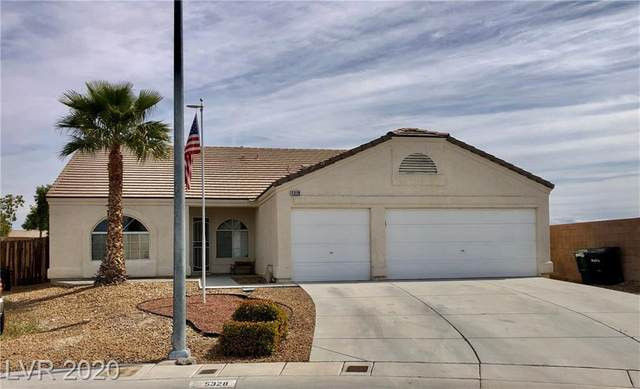 5328 Hadley, North Las Vegas, NV 89031 (MLS #2187139) :: Signature Real Estate Group