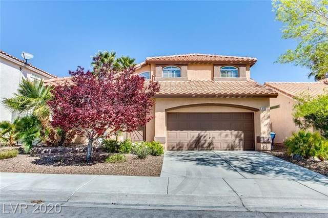 8732 Autumn Wreath, Las Vegas, NV 89129 (MLS #2187147) :: Trish Nash Team