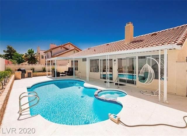 6742 Dominion Court, Las Vegas, NV 89103 (MLS #2187149) :: Brantley Christianson Real Estate