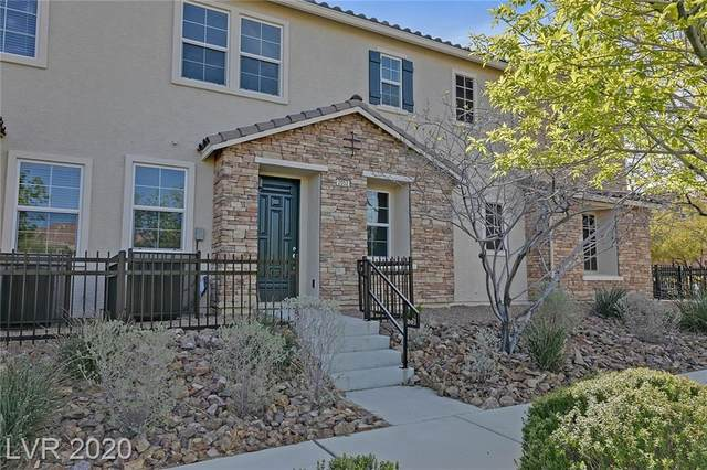 2052 Via Firenze, Henderson, NV 89044 (MLS #2187161) :: Jeffrey Sabel