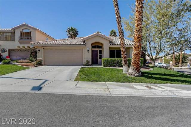 2341 Golden Blossom Court, Las Vegas, NV 89134 (MLS #2187165) :: Billy OKeefe | Berkshire Hathaway HomeServices