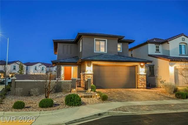478 Fortissimo Street, Henderson, NV 89011 (MLS #2187209) :: Signature Real Estate Group