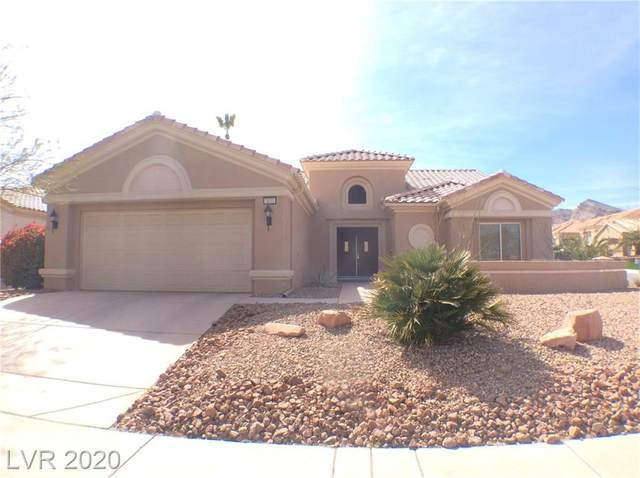 3033 Bonnie Rock, Las Vegas, NV 89134 (MLS #2187258) :: Jeffrey Sabel