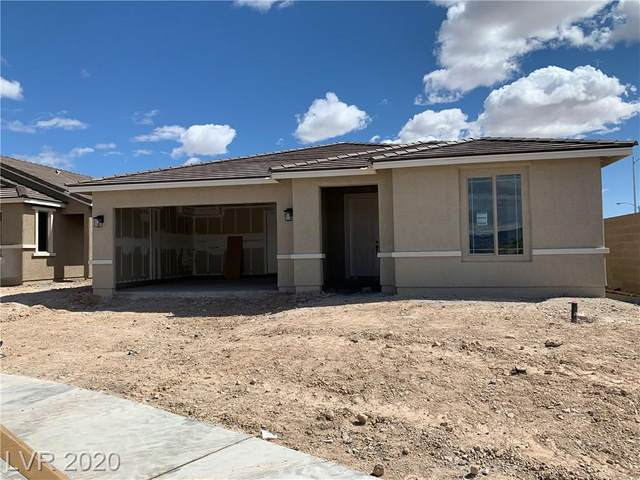 6608 Roseton Street, North Las Vegas, NV 89086 (MLS #2187361) :: Performance Realty
