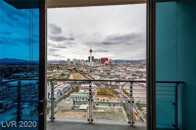 200 Hoover #1905, Las Vegas, NV 89101 (MLS #2187362) :: Billy OKeefe | Berkshire Hathaway HomeServices