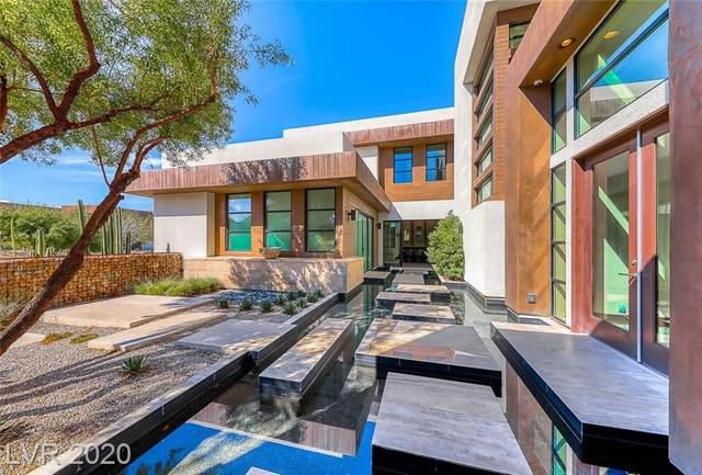 2800 Via Tazzoli, Henderson, NV 89052 (MLS #2187386) :: Signature Real Estate Group
