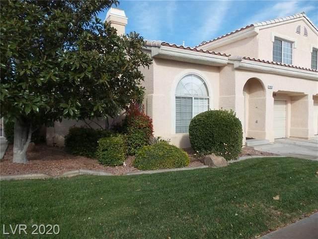 8452 Sewards Bluff, Las Vegas, NV 89129 (MLS #2187414) :: The Lindstrom Group