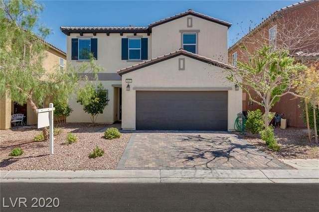 637 Crying Bird Avenue, Las Vegas, NV 89178 (MLS #2187422) :: The Lindstrom Group
