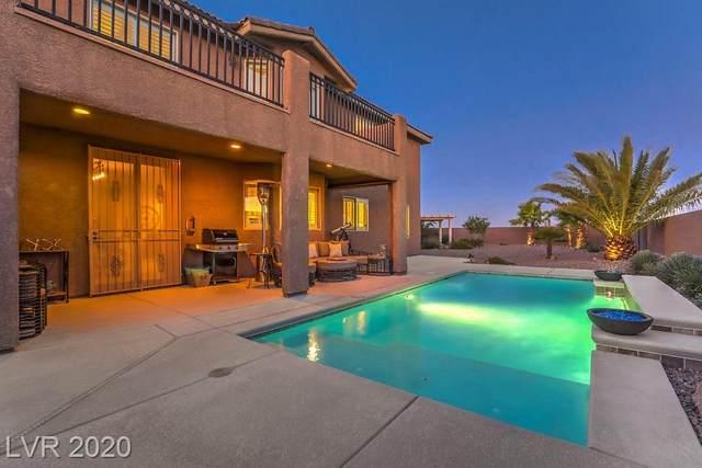 193 Glenbrook Estates Drive, Las Vegas, NV 89183 (MLS #2187493) :: The Lindstrom Group