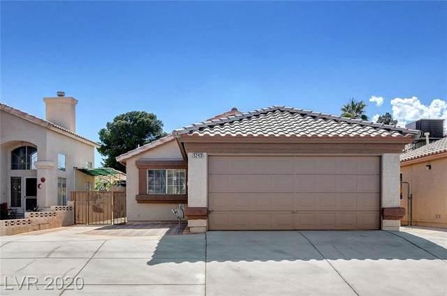 5293 Sandstone Drive, Las Vegas, NV 89142 (MLS #2187498) :: Performance Realty
