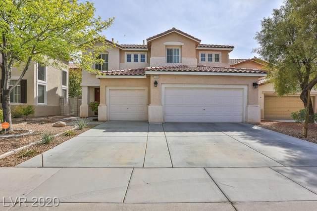 1705 Ravanusa Drive, Henderson, NV 89052 (MLS #2187600) :: Jeffrey Sabel