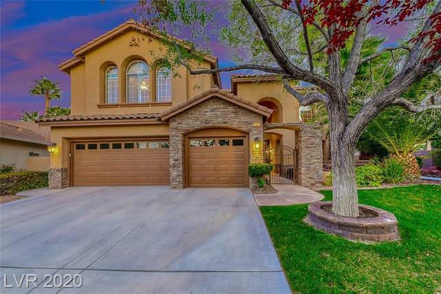 260 Rockwell Springs, Henderson, NV 89012 (MLS #2187621) :: Hebert Group | Realty One Group