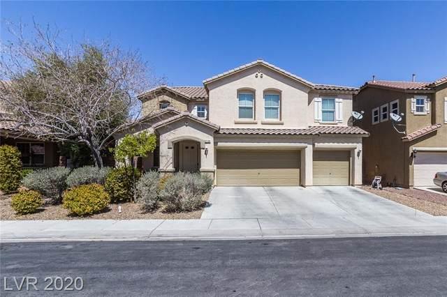 2108 Merganser, North Las Vegas, NV 89084 (MLS #2187675) :: Brantley Christianson Real Estate