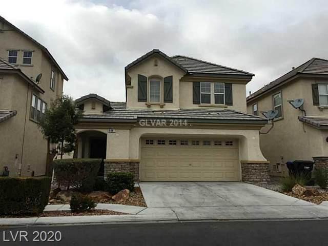 5841 Feral Garden, Las Vegas, NV 89031 (MLS #2187732) :: Jeffrey Sabel