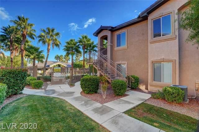 8985 Durango Drive #2141, Las Vegas, NV 89113 (MLS #2187733) :: The Shear Team