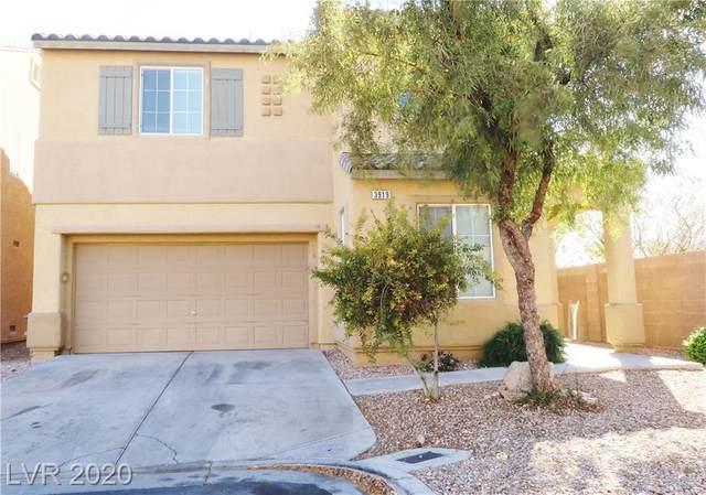 3919 Meadow Foxtail, Las Vegas, NV 89122 (MLS #2187770) :: Helen Riley Group | Simply Vegas
