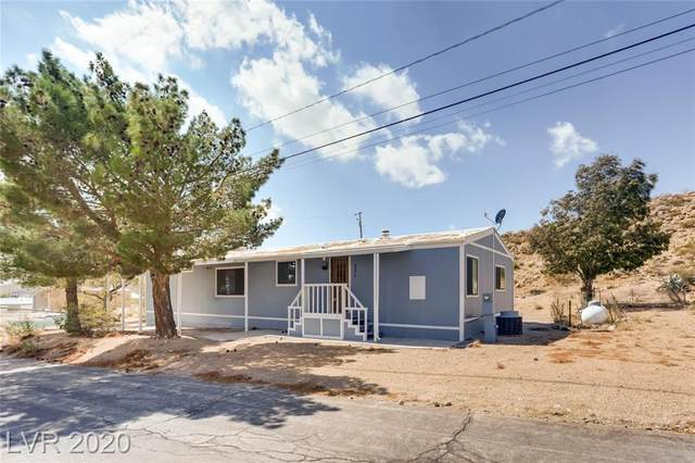 331 Lincoln, Searchlight, NV 89046 (MLS #2187775) :: Vestuto Realty Group