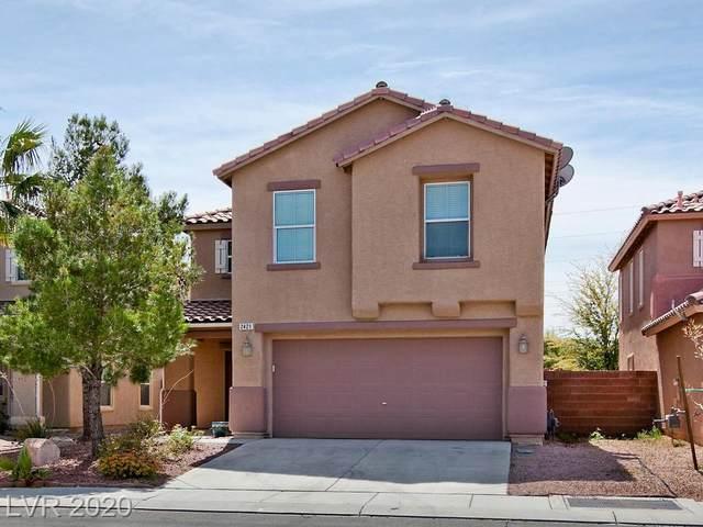 2421 Cockatoo Drive, North Las Vegas, NV 89084 (MLS #2187789) :: Brantley Christianson Real Estate