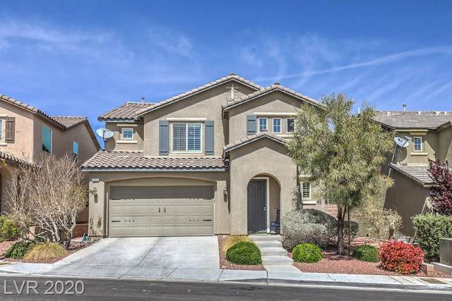 10376 Ironwood Pass, Las Vegas, NV 89166 (MLS #2187803) :: Billy OKeefe | Berkshire Hathaway HomeServices