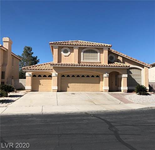 2702 Coventry Green, Henderson, NV 89074 (MLS #2187804) :: Signature Real Estate Group