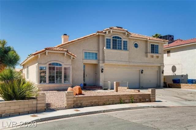 5279 Autumn Sky, Las Vegas, NV 89118 (MLS #2187805) :: Signature Real Estate Group