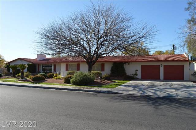 1412 5th Street, Boulder City, NV 89005 (MLS #2187854) :: Vestuto Realty Group