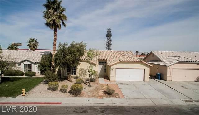 4370 Valley Royal, North Las Vegas, NV 89032 (MLS #2187856) :: Brantley Christianson Real Estate