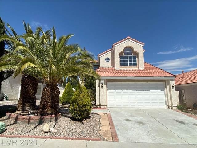 9704 Sierra Mesa, Las Vegas, NV 89117 (MLS #2187874) :: Performance Realty