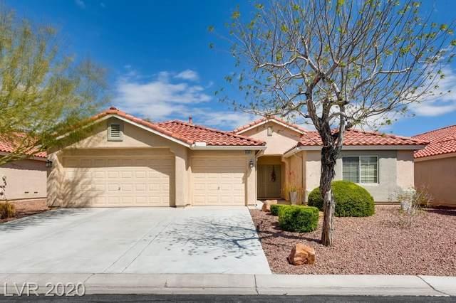 3808 Robin Knot, North Las Vegas, NV 89084 (MLS #2187879) :: Brantley Christianson Real Estate